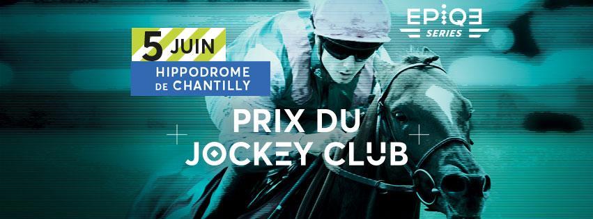 Prix du jockey club - Course pmu du 5 juin 2016