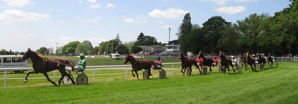 Prix de la porte de Versailles - course pmu du 17 août 2016