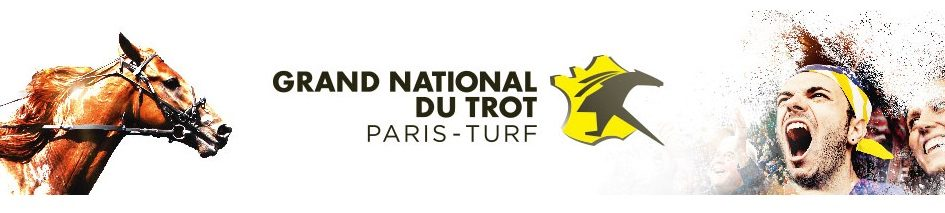 Grand national du Trot - course pmu du 12 avril 2017