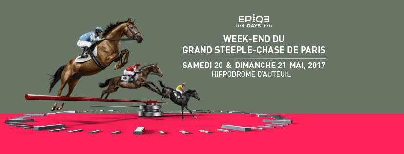 Grand Steeple-Chase de Paris - course pmu du 21 mai 2017