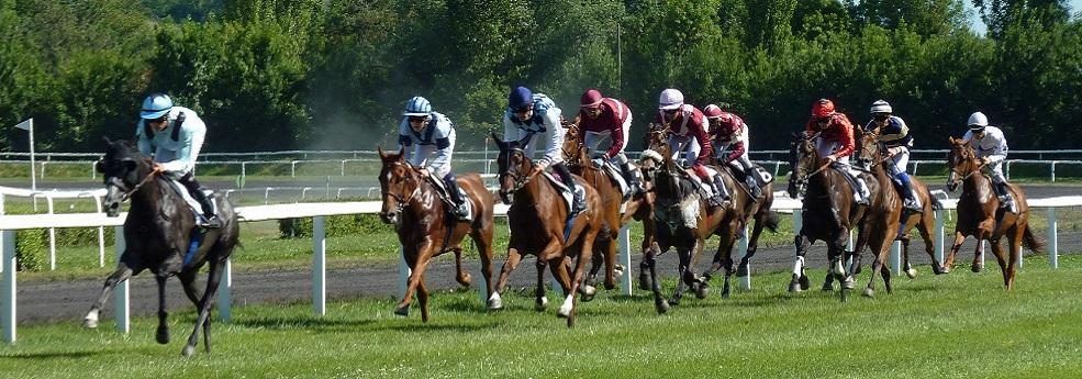 Prix de la Forêt de Chantilly - course pmu du 9 juillet 2017
