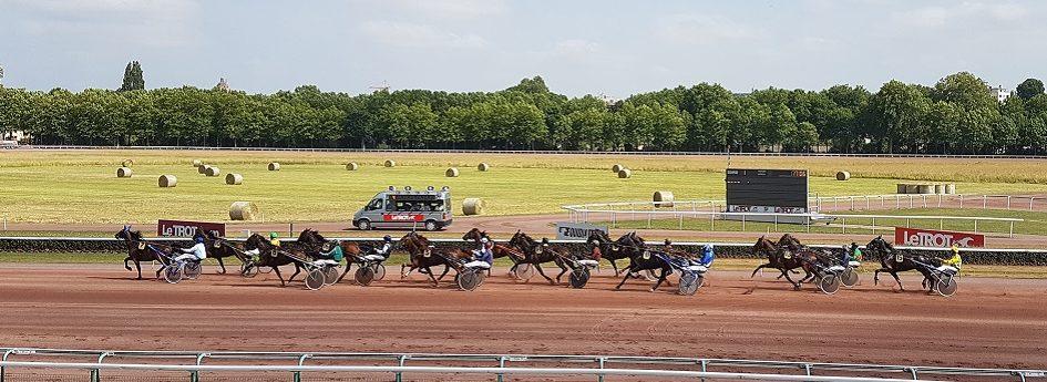Grand Prix de la Région Normandie - course pmu du 19 juillet 2017
