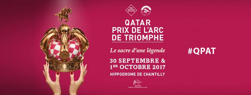 Qatar Prix de l'Arc de Triomphe - course pmu du 1 octobre 2017