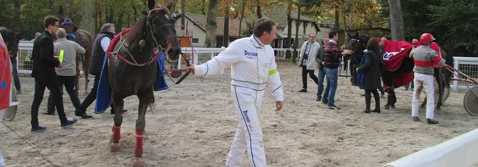 Prix des Gobelins - course pmu du 16 octobre 2017