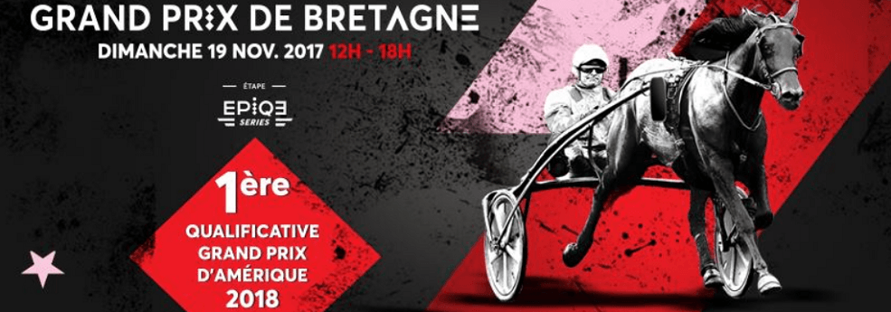 Grand Prix de Bretagne - course pmu du 19 novembre 2017
