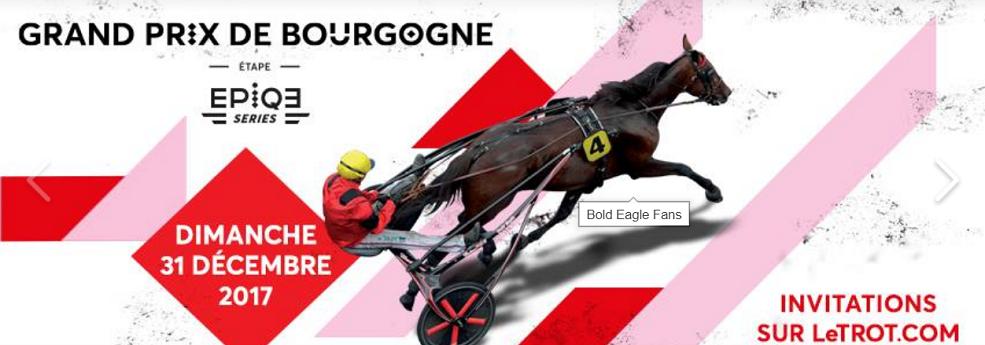 Pronostic quinté du 31 décembre 2017 – Grand Prix de Bourgogne