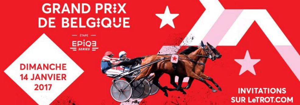 Pronostic quinté du 14 janvier 2018 – Prix de Belgique