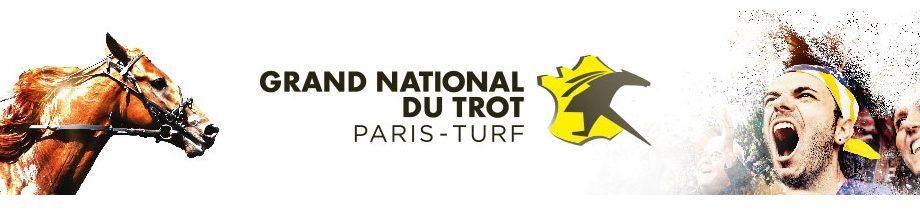 4ème étape du Grand National du Trot (GNT) - course pmu du 25 avril 2018