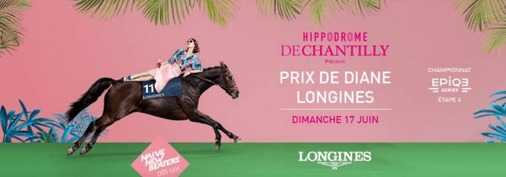 Prix de Diane Longines - course pmu du 17 juin 2018
