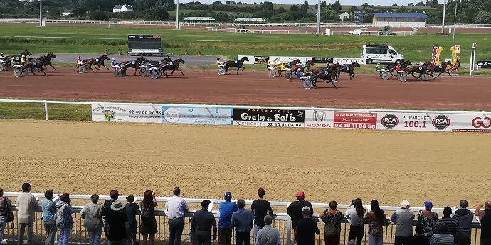 Grand Prix Anjou Maine - course pmu du 3 octobre 2018