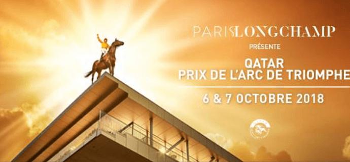 Prix de l'Arc de Triomphe - course pmu du 7 octobre 2018