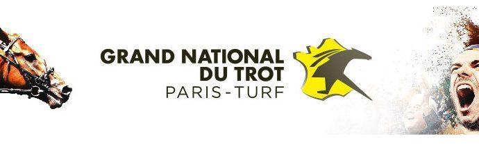 Finale du Grand National du Trot à Vincennes - course pmu du 2 decembre 2018