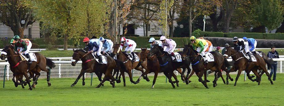 Grand Handicap de Paris - course pmu du 4 mai 2019
