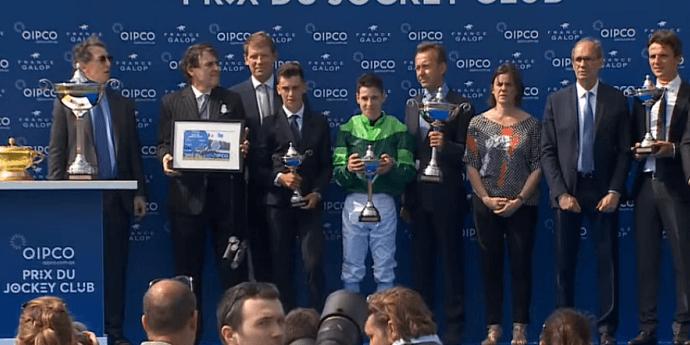 Prix du Jockey Club 2019