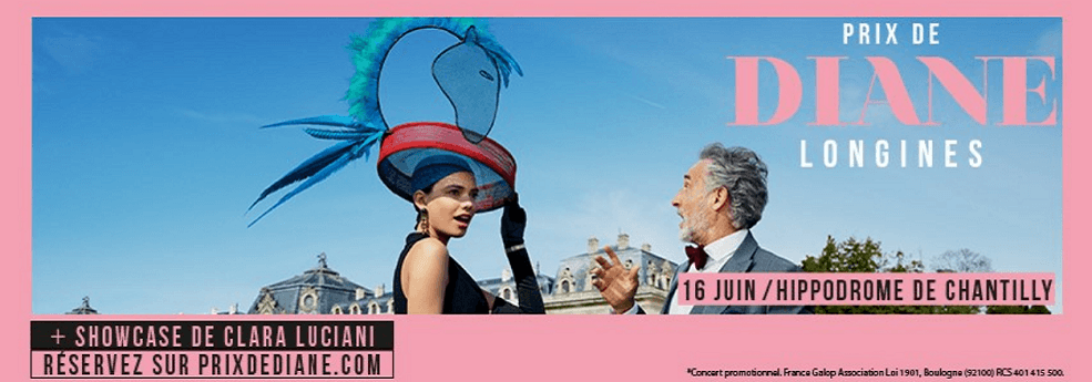 Quinté du 16 juin 2019 à Chantilly