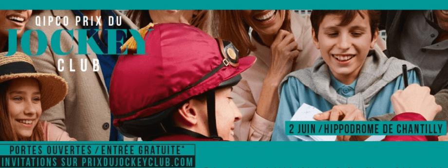 Prix du Jockey Club - Quinté+ du 2 juin 2019