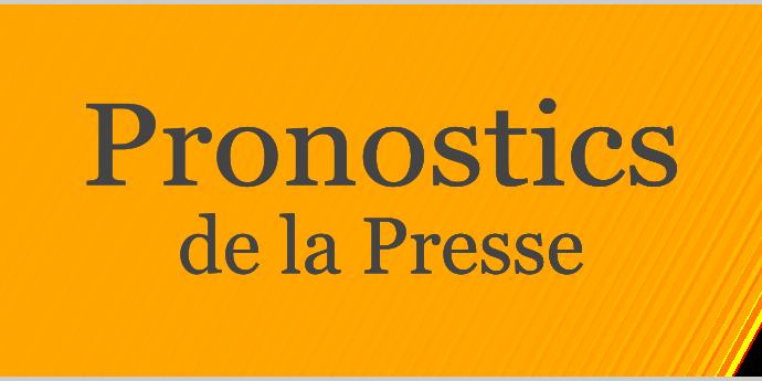 Les Meilleurs pronostics de la presse PMU